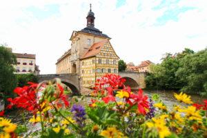 Bamberg gamle rådhus