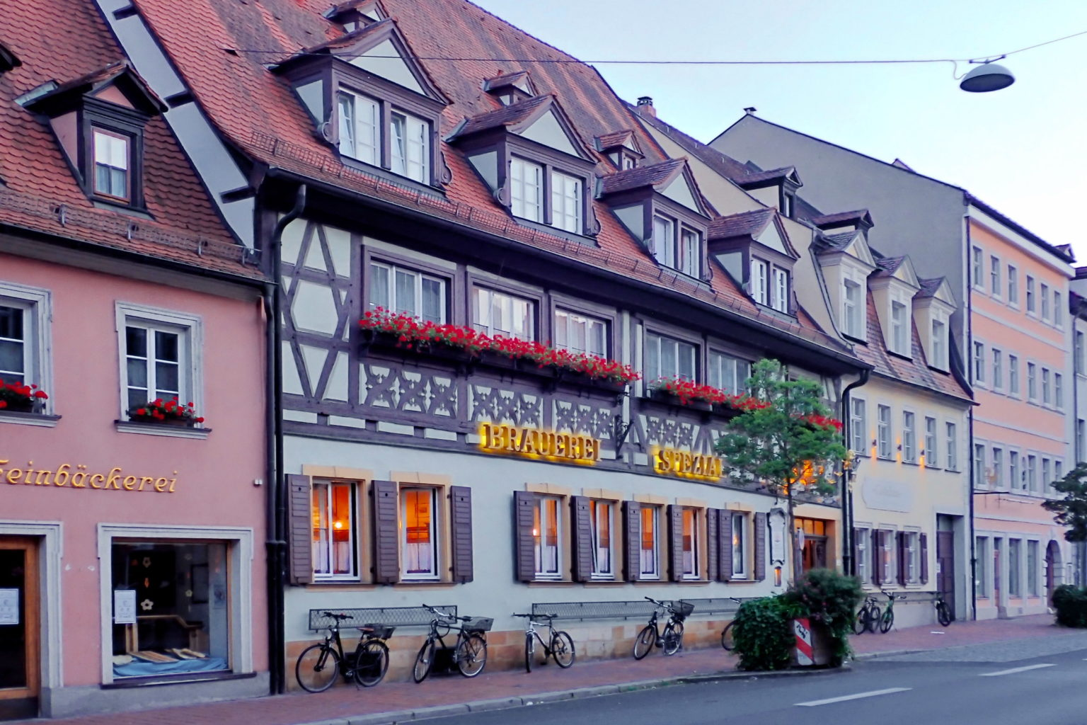 Bryggeriet Fässla i Bamberg
