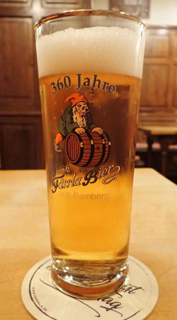 Fässla bryggeriet i Bamberg har servedrt øl i over 360 år.