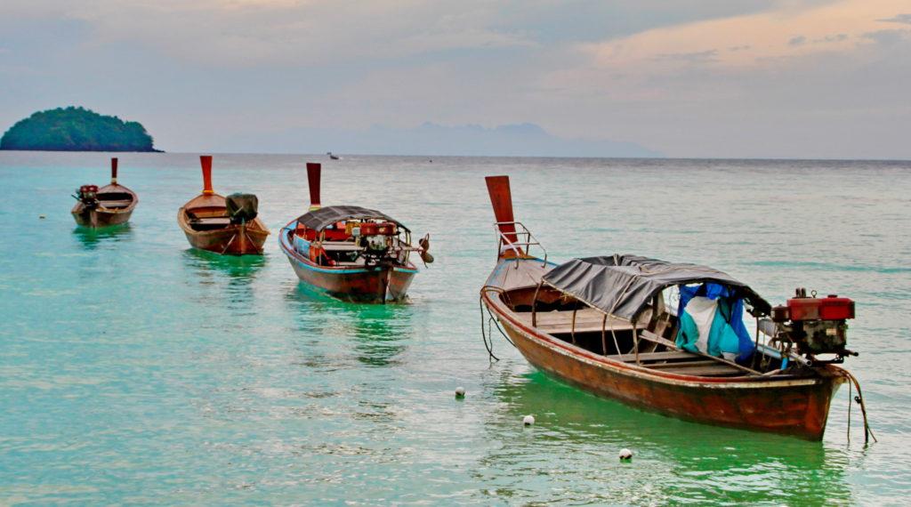 Thailand åpner opp