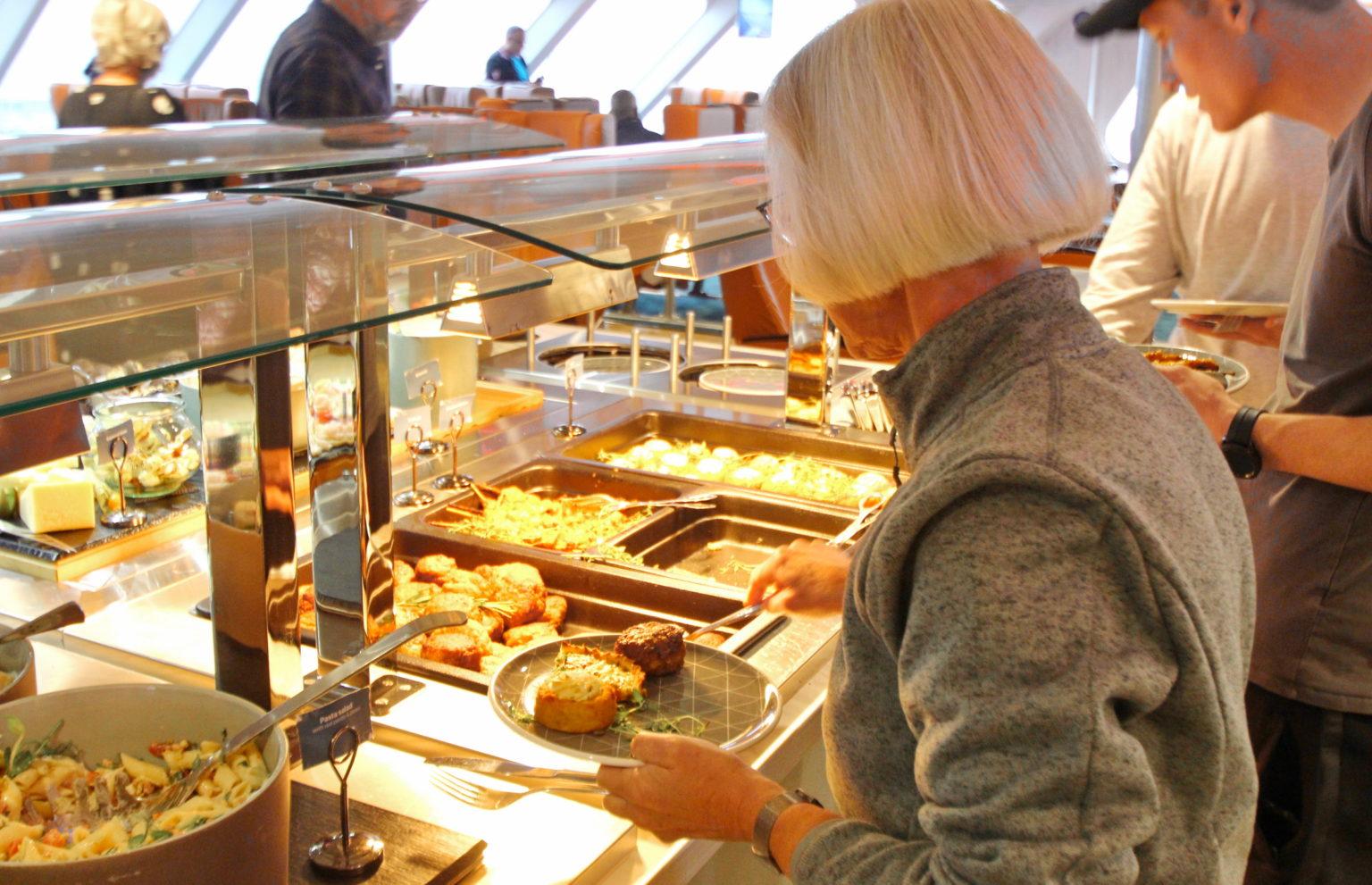 Fjord FSTR buffet