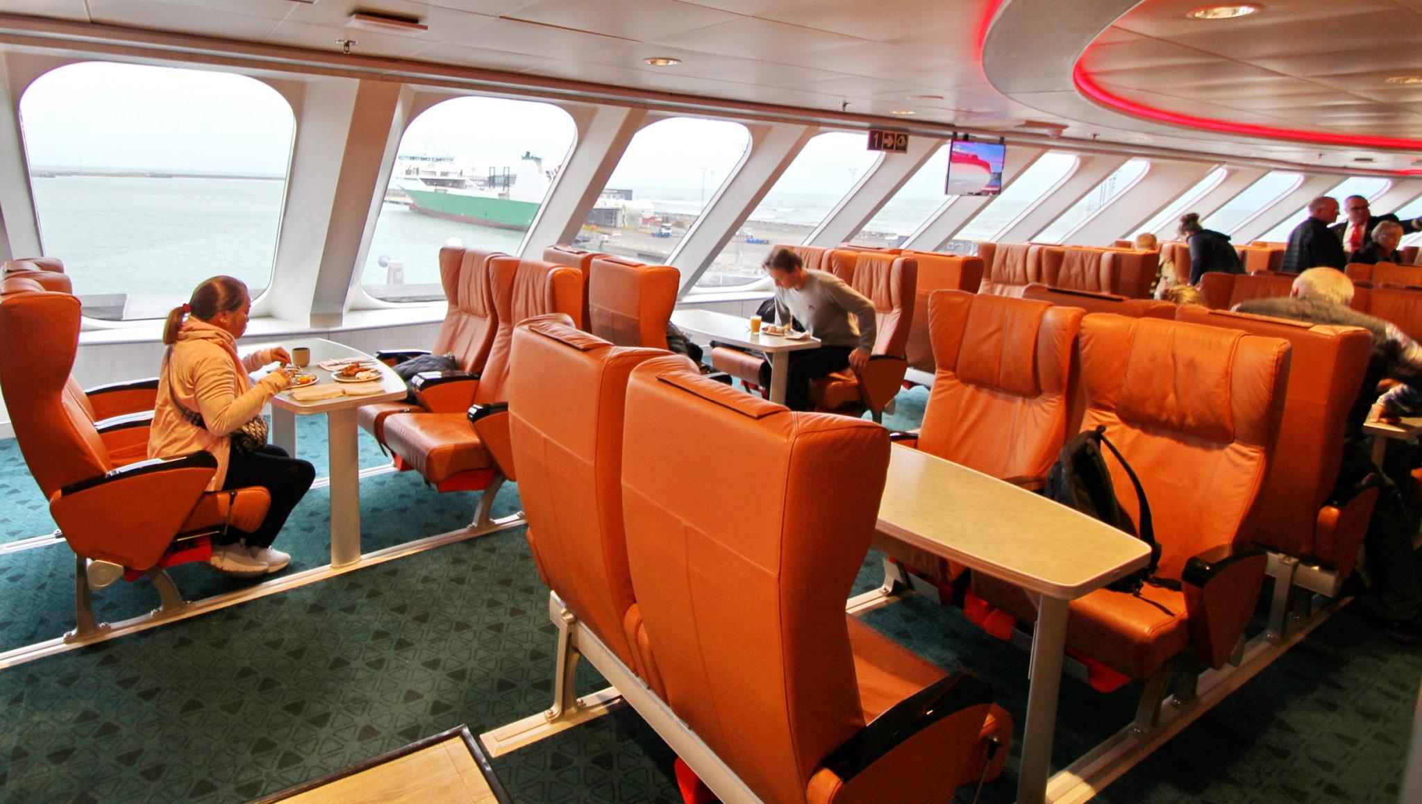 Fjord FSTR interior