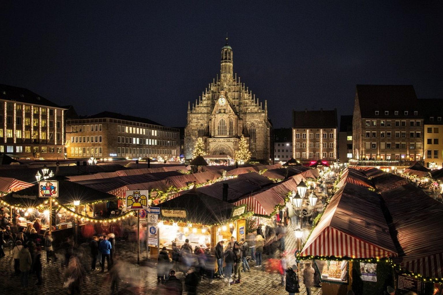 Julemarked i Nurnberg
