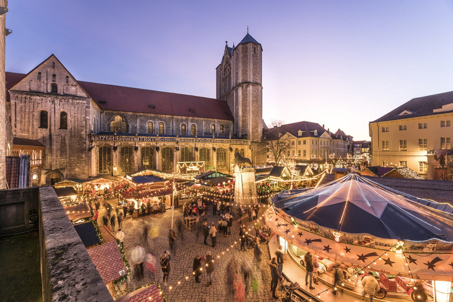 Tysk julemarked